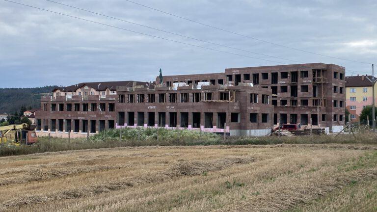 Bytové domy Lelekovice
