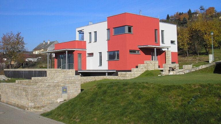 Rodinný dům, Jihlava, 2007
